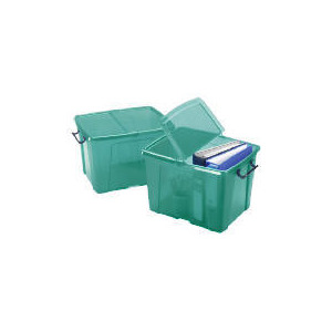 Photo of Smart Box 40L Aqua 2 Pack Household Storage