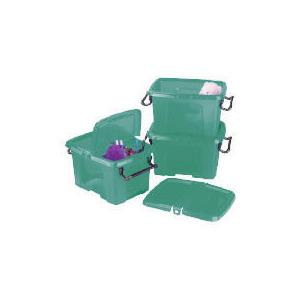 Photo of Smart Box 6L Aqua 3 Pack Household Storage