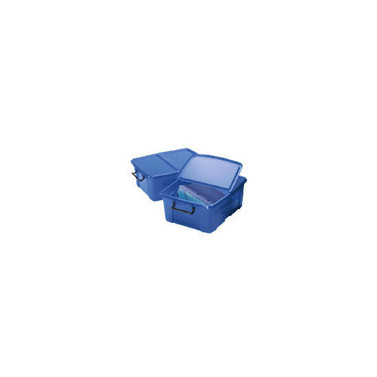 Smart box 24L blue 2 pack