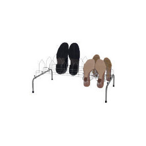 Photo of Tesco Wardrobe Bottom Shoe Rack Household Storage