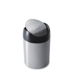 Simplehuman counter top trash can Reviews
