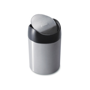 Photo of Simplehuman Counter Top Trash Can Bin
