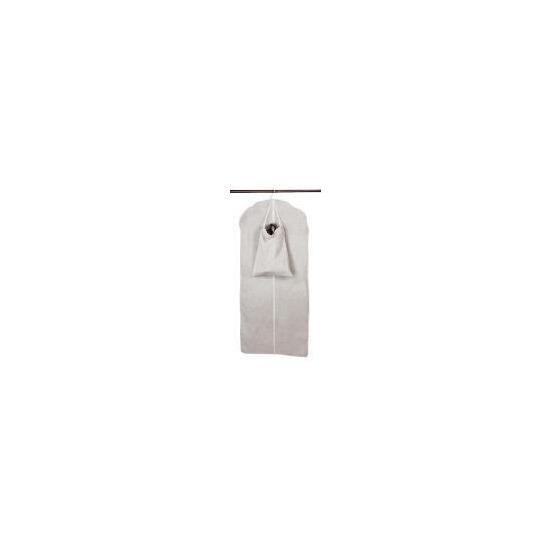 Tesco recycled fabric 2 dress bag & shoe bag set