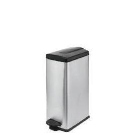 Slimline poilshed stainless steel bin 45L Reviews