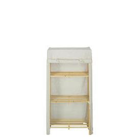 Tesco canvas covered 3 shelf unit tall Reviews