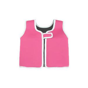 Photo of Fun To Learn Neoprene Pink Swim Vest 2-3 Years Swimwear