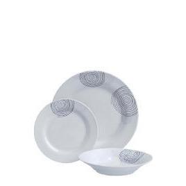 Tesco spiral tableware set 12 piece Reviews
