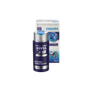 Photo of Philips Coolskin Nivea Refill System 75ML Shaving Trimming Epilation