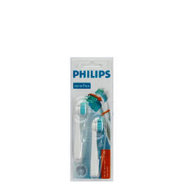 Philips HX2012 Sensiflex Twin Pack Brush heads Reviews