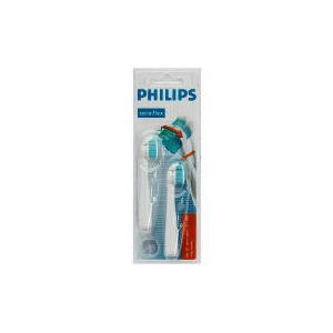Photo of Philips HX2012 Sensiflex Twin Pack Brush Heads Electric Toothbrush