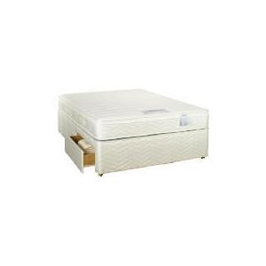Photo of Sealy Posturepedic Ultra Memory Superior King 2 Drawer Divan Set Bedding