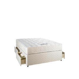 Simmons Pocket Sleep 800 Comfort King 4 drw Divan Set Reviews