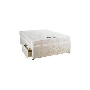 Photo of Nestledown Supaluxe 700 Double 4 DRW Divan Set Bedding