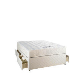 Simmons Pocket Sleep 800 Comfort Double 4 drw Divan Set Reviews