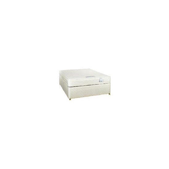 Sealy Posturepedic Ultra Memory Superior Super King Non storage divan set