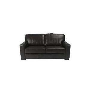 Photo of Ohio Large Leather Sofa, Chocolate Furniture