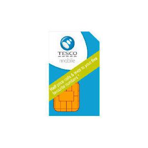 Photo of Tesco Mobile Pay As YOU Go SIM Sim Card