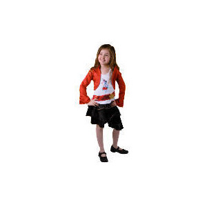 Photo of Hannah Montana Red Dress Up Age 3/4 Toy
