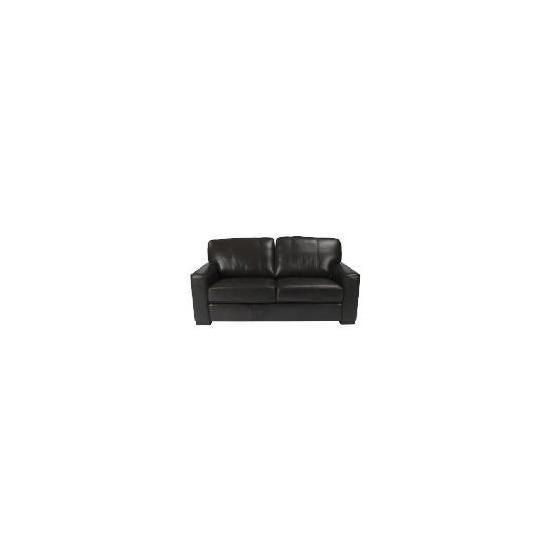 Ohio Large Leather Sofa, Cognac