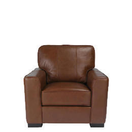 Ohio Leather Chair, Chocolate Reviews