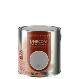 One coat washable matt grey 2.5L Reviews