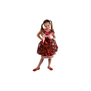 Photo of High School Musical Cheerleader Dress Up Age 7/8 Toy