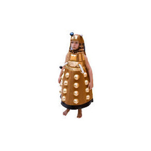 Photo of Dalek Dress Up Age 7/8 Toy