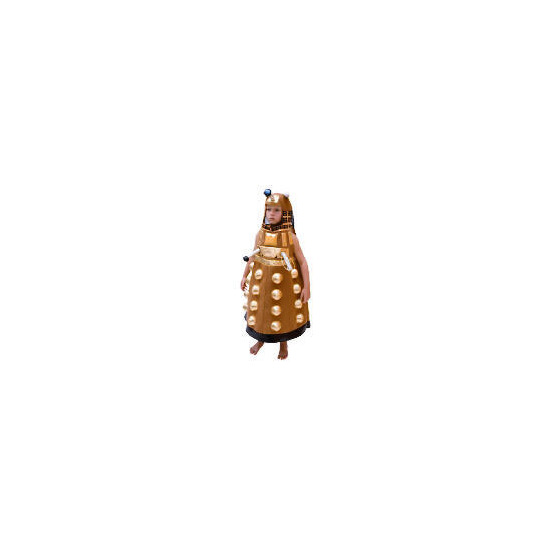 Dalek Dress Up Age 7/8