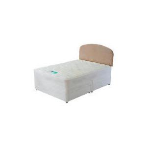 Photo of Silentnight Mira Coil Memory Double Non Storage Divan Set Bedding