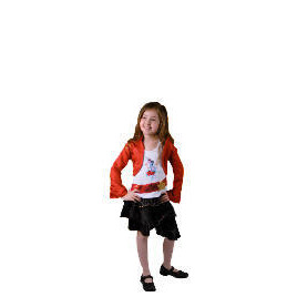Hannah Montana Red Dress Up Age 5/6 Reviews