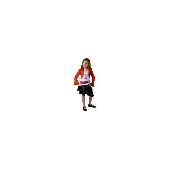 Hannah Montana Red Dress Up Age 5/6