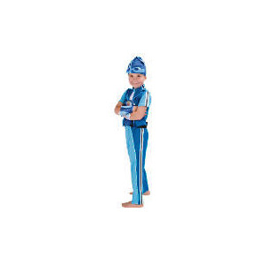 Photo of Lazy Town Sportacus Dress Up Age 5/6 Toy