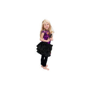 Photo of Hannah Montana Purple Dress Up Age 5/6 Toy