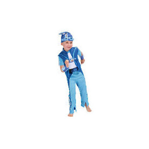 Photo of Lazy Town Sportacus Dress Up Age 7/8 Toy