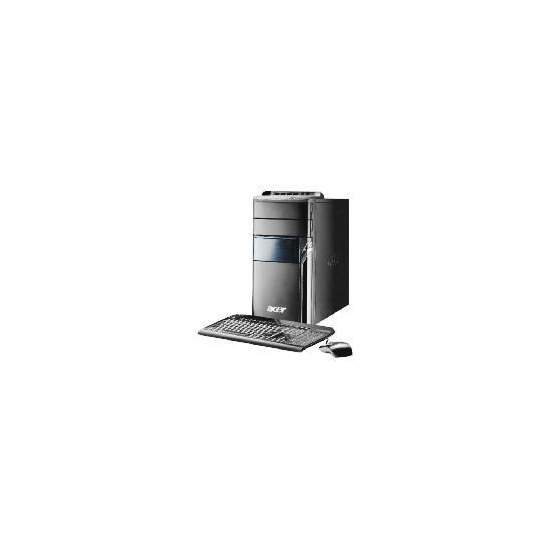 Acer Aspire M3641 E2200 2GB PC Base Unit