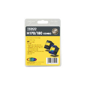 Photo of Tesco H170 and H180 Multipack Ink Ink Cartridge