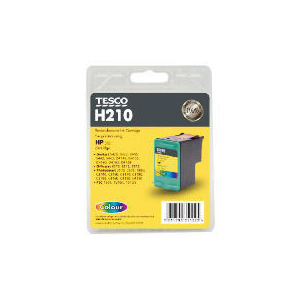 Photo of Tesco H210 Colour Ink Ink Cartridge