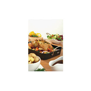 Photo of Swan Non Stick Roaster and Rack 39CM Cookware
