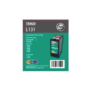 Photo of Tesco L131 Colour Ink Ink Cartridge