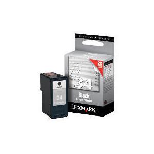 Photo of Lexmark 34 Ink Cartridge