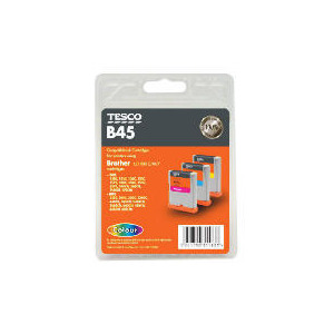 Photo of Tesco B45 Colour Ink Cartridge Ink Cartridge
