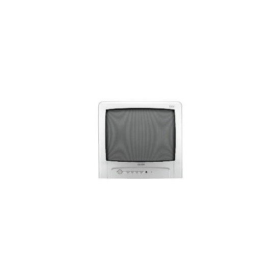 """Bush 14"""" CRT TV with built-in Freeview"""