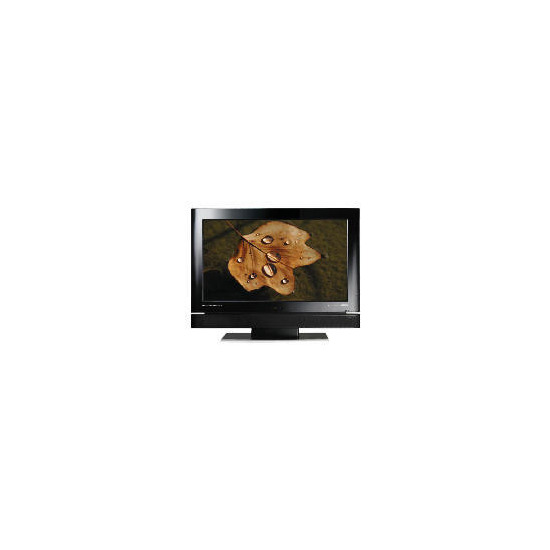 "Clarity 37"" HD Ready LCD TV with built-in Freeview"