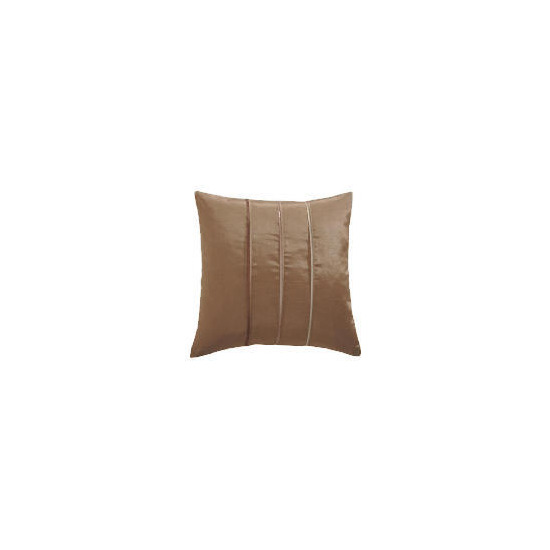 Catherine Lansfield Cushion Naturals Pintuck