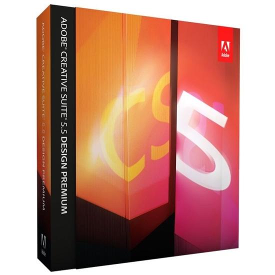 Adobe CS5.5 Design Premium - Upgrade Package