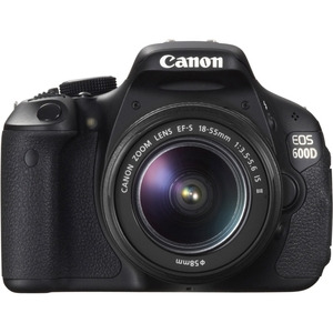 Photo of Canon EOS 600D With 18-55MM and 55-250MM Lens Kit Digital Camera