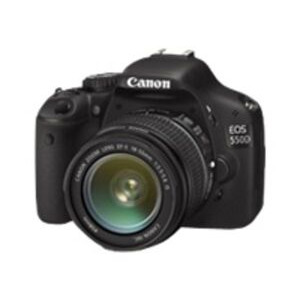 Photo of Canon EOS 550D (Body With Lens Kit)  Digital Camera