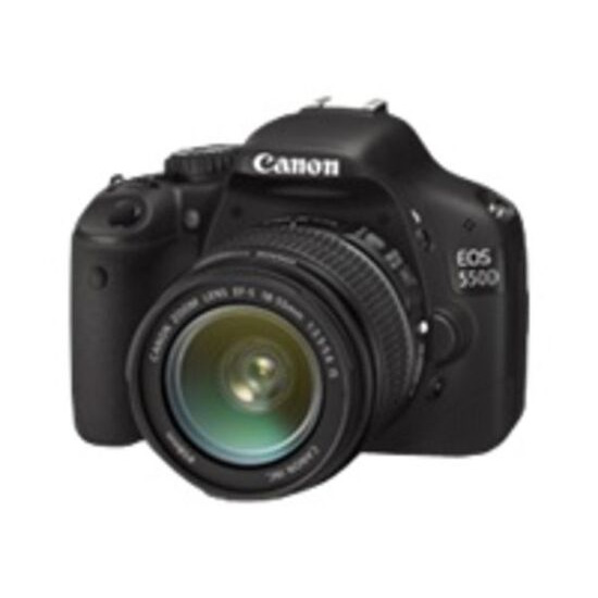Canon EOS 550D (Body with Lens Kit)