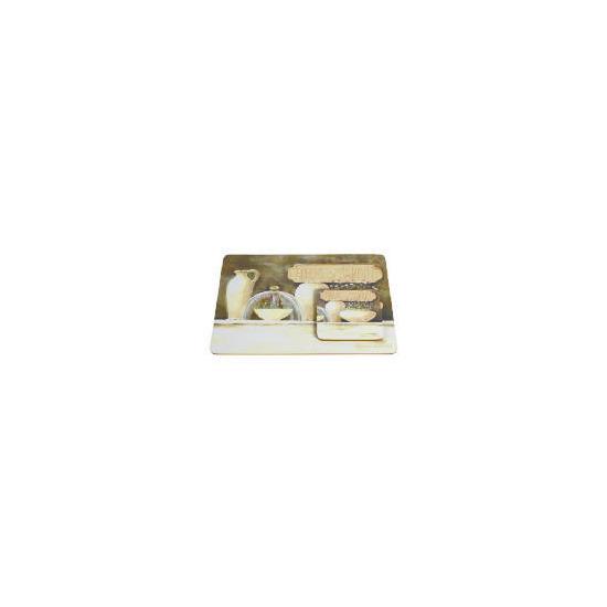 Tesco fleurs du jardin placemat & coasters set 4 pack