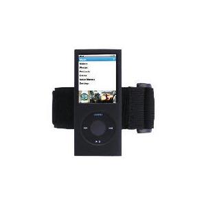 Photo of ILab IL03 Nano Silicon Case Black iPod Accessory